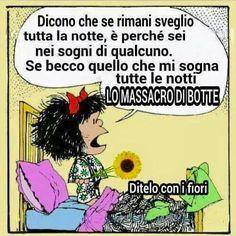 Sognando Mafalda..