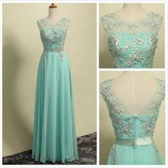 Blue Prom Dresses,A-Line Prom Dress,Lace Prom Dress,Simple Prom Dress,Chiffon Prom Dress,Simple Evening Gowns,Cheap Party Dress,Elegant Prom Dresses,Formal Gowns For Teens