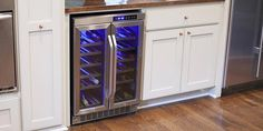 There is more to wine coolers than just built-in and freestanding options. Click here for 5 things to consider when picking your new wine cooler.