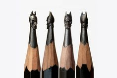29 Intricate Hand-Carved Pencil Lead Sculptures Are Incredible -  #art #geek #sculpture