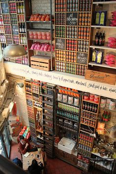 Bill's London by Superkitina, via Flickr