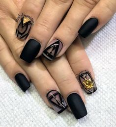 beautiful-tribal-nails-art-1