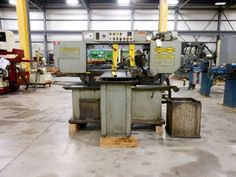 "13"" X 18"" HYD‑MECH  S‑20A FULLY AUTOMATIC HORIZONTAL BAND SAW"