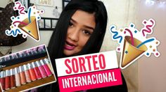SORTEO INTERNACIONAL / GAMA DE LABIALES Inffinity Lips