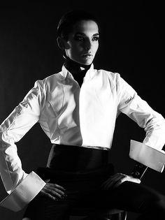 Bill Kaulitz Photo Shooting for Stern Magazine 3 - Tokio Hotel
