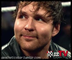Adorable Dean. Just love his cute dimples.