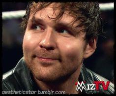 Adorable Dean. Just love his cute dimples.