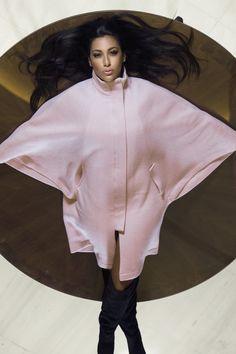 Winter Pink Coat!!!