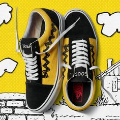 6ab3be7853 Peanuts x Vans Collection Cute Shoes