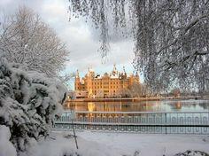 Schwerin MV Castle