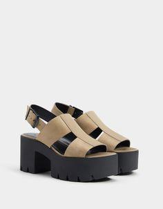 Sandalias Mujer Cu/ña Alpargatas Plataforma de Tac/ón Alto Flip Flop Verano Elegante Zapatos Zapatillas Romanas Gladiador Mares Playa Negro Beige 34-43
