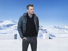 Leo, Winter Jackets, Jeans, Image, Fashion, Winter Coats, Moda, Winter Vest Outfits, Fashion Styles