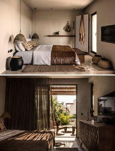 Casa Cook Kos - another splendid boho hotel in Greece Home Interior, Interior Architecture, Interior Design, Hotel Grecia, Casa Cook Hotel, House Construction Plan, Greece Hotels, Hotel Room Design, Rustic Apartment