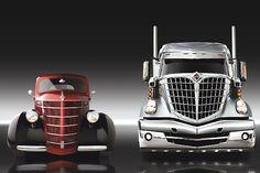 Cosas Únicas: International LoneStar; El camión futurista