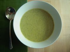 """Allergy Friendly Broccoli """"Cheddar"""" Soup (Gluten-Free, Dairy-Free, Egg-Free): Food Allergy Recipe Challenge # 16 - Whole Living Daily : Whole Living"""