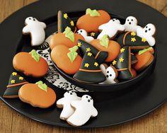 Halloween galletas