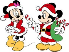Clip art of Mickey Mouse offering Minnie a candy cane Mickey E Minnie Mouse, Mickey Mouse Christmas, Mickey Mouse Images, Christmas Yard Art, Mickey Mouse Cartoon, Christmas Clipart, Christmas Drawing, Mickey Mouse And Friends, Merry Christmas