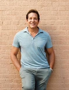 Steve Guttenberg is probably best known for his roles in Police Academy and Three Men and a Baby Where is he now in Steve Guttenberg, Artist Film, Police Academy, News Update, Actors & Actresses, Polo Ralph Lauren, Shit Happens, Celebrities, Mens Tops