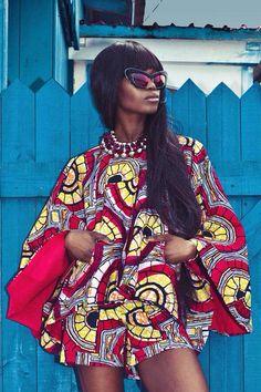 #African #prints #fashion