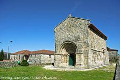 Church of Bravães