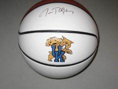 John Pelphrey Kentucky Wildcats Signed Logo Basketball #SportsMemorabilia #KentuckyWildcats