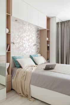 8 Good-Looking Tips: Small Bedroom Remodel Baskets master bedroom remodel double sinks.Bedroom Remodel Cheap Home Decor. Interior, Home, Home Bedroom, Small Bedroom Storage, Small Guest Bedroom, Small Bedroom, Small Bedroom Remodel, Remodel Bedroom, Interior Design