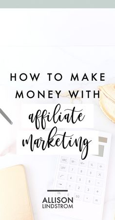 Ready to make money online by using affiliate marketing? For example, you can make money as an Amazon affiliate and earn commissions but it can be a tricky pond to swim in. Here are my favorite tips for beginners! #affiliatemarketing #affiliatetips #howtoblog #workfromhome #workathome #blogger #wahm #makemoneyblogging Make Money Blogging, Make Money Online, Saving Money, How To Make Money, Marketing Program, Affiliate Marketing, Business Tips, Online Business, Marketing Strategies