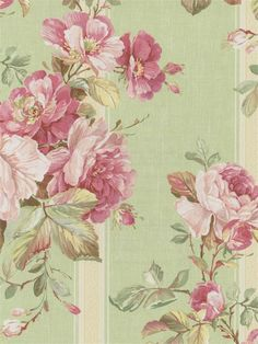 CA80004 / Chelsea, Page 15 $68.38 Floral Print Fabric, Floral Prints, Flowery Wallpaper, Floral Texture, Animal Sketches, Decoupage Paper, Hanuman, Pretty Wallpapers, Invitations