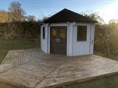 Outdoor Sauna, Shed, Outdoor Structures, Barns, Sheds