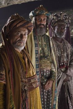 The Magi: And having been warned in a dream not to return to Herod, they departed for their country by another way. -Matthew 2:12(NABRE)