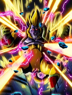 Dragon Ball Gt, Goku, Baby Vegeta, Rwby Bumblebee, Ball Drawing, Db Z, Dbz Characters, Wallpaper Naruto Shippuden, Super Saiyan