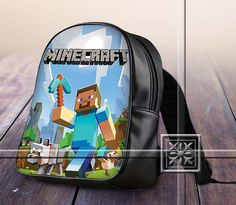 Inspired Amazing Famous Game - Game Design For Kids School Bag Backpack
