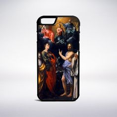 Guido Reni - Coronation Of The Virgin Phone Case – Muse Phone Cases