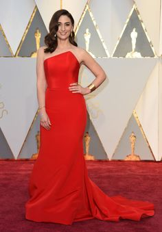SARA BAREILLES In Romona Keveza and Marco Bicego Jewelry.