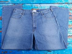 2c90c0d1 Levis SilverTab Baggy Mens Vintage Loose Medium Wash 90s Jeans 38x30  (38x29) | Clothing