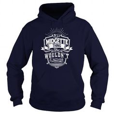 I Love MIDGETTE T shirts