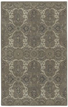 Art-Nouveau influenced design- newly introduced by Capel Rugs. Summer 2014