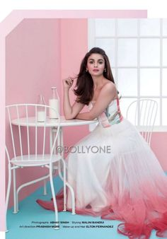 Alia Bhatt is the new cover girl for Elle for December 2015 issue and we ought to say she looks like a doll on the cover page of the fashion magazine She l