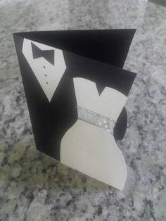 Bridal Shower Card / Wedding Congratulations Card / Newlywed Card
