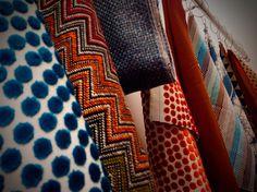 #boussac , #harlequinfw ,#nyanordiska .....#fabrics in-store show !