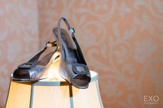 Very pretty shoes by J Renee for the Bride.