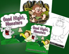 Just in time for the Halloween season, Good Night, Monsters (http://www.amazon.com/dp/B0161ZH8W0/) is now available on Amazon – featuring: ghosts and zombies, werewolves and bats, aliens, robots, mutants, and black cats. . . creatures of fiction, folktales, and lore – dragons, big foot, movie monsters, & more. As always, companion coloring books are also available upon request for Good Night, Book readers. Visit http://www.cottaquilla.com/good-night-monsters/ for additional details.