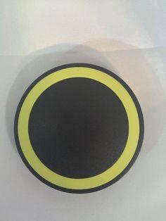 Q5 Wireless Charing Pad Black Yellow | eBay