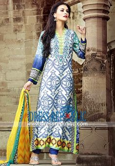 Designer Pakistani Clothes For Sale Prints By Designer Maria B