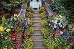 Мобильный LiveInternet Английский сад Марии и Тони Ньютон...Великобритания - Западный | стелика - дневник стелика |