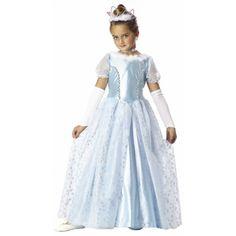 Child's Princess Cinderella Costume