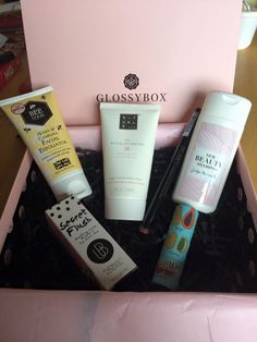 So it's that time of the month again…. I look forward to the arrival of my glossybox every month. This months box actually contained six products which was great that the… Beauty Essentials, Beauty Secrets, Personal Care, Box, Products, Snare Drum, Personal Hygiene, Boxes, Beauty Tips