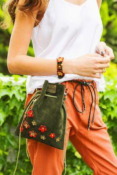 Leather CrossBody Bag Leather Shoulder Bag Leather Waist b41b0bfb22438