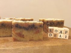 Mydło z bananem Deli, Soap, Bar Soap, Soaps