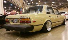 Japanese Sports Cars, Japanese Cars, Toyota Corolla 2016, Vintage Cars, Antique Cars, Toyota Cressida, Toyota Corona, Rims For Cars, Japanese Imports
